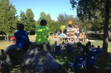 O Best Beloved at Centennial Park, Pleasanton - August 2014