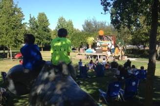 O Best Beloved at Centennial Park, Pleasanton - August 2014