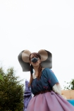 Princess Gwen as The Elephant's Child in O BEST BELOVED. Photo by Serena Morelli.