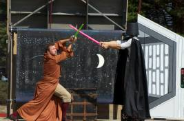 Shakespeare or Space Wars (2016)