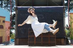 Princess Gwen as Juliet in Shakespeare or Space Wars (2017)