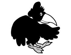 Beat Poet Crow